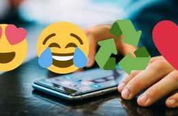 emoji más usado