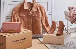 Personal Shopper de Amazon Wardrobe: un paso más hacia venta por suscripción