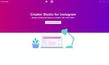 Cómo programar contenidos para Instagram desde Facebook Creator Studio