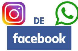 """Instagram y WhatsApp añadirán """"de Facebook"""" a sus nombres oficiales (por ahora)"""