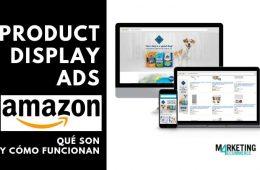 Product Display Ads de Amazon