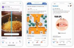 Zuckerberg apuesta por la interactividad y la realidad aumentada en Facebook Ads con nuevos formatos de anuncios
