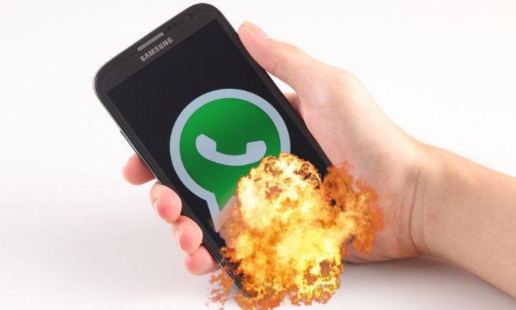 Este mensaje de WhatsApp se autodestruirá... cuando tú digas