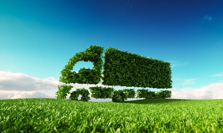 sostenibilidad camión logística