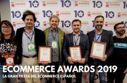 EeCOMMERCE AWARDS 2019