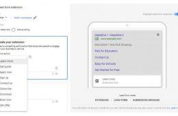 Lead Ad Extensions: el nuevo formato de Google para captar leads desde el buscador