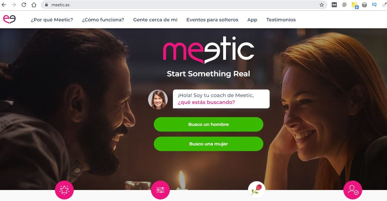 meetic posicionamiento web seo