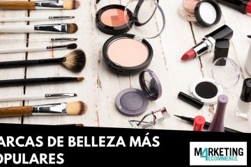 Top 10: las marcas de belleza más populares del mundo (online)
