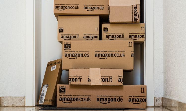 devoluciones cajas de amazon