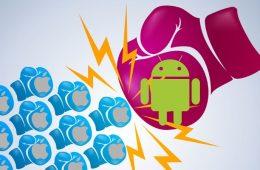 Android o iOS: ¿Qué sistema operativo consigue más conversiones? (Flat101)