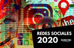 redes sociales 2020