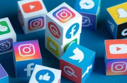 españa empresas redes sociales