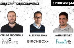 podcast subscription ecommerce
