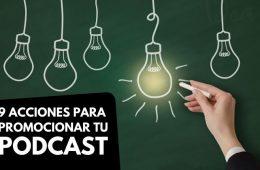 claves para promocionar tu podcast