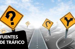 FUENTES DE TRAFICO