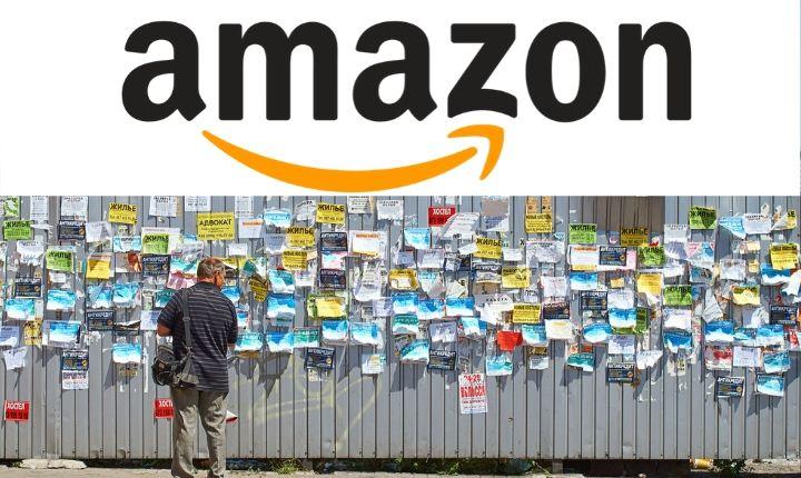 Si quieres vender en Amazon, paga: los anuncios sustituyen a las recomendaciones de productos