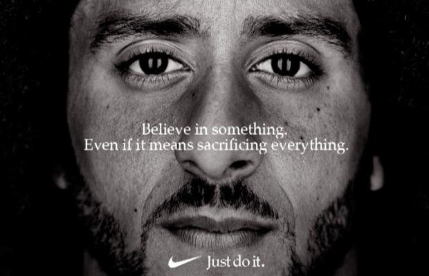 Nike Kaepernick