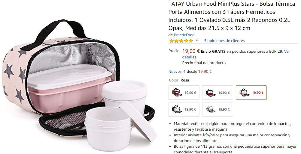Páginas de producto de Amazon