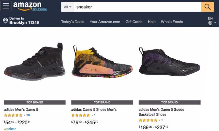 Amazon Top Brand