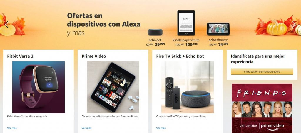 Ofertas en Amazon