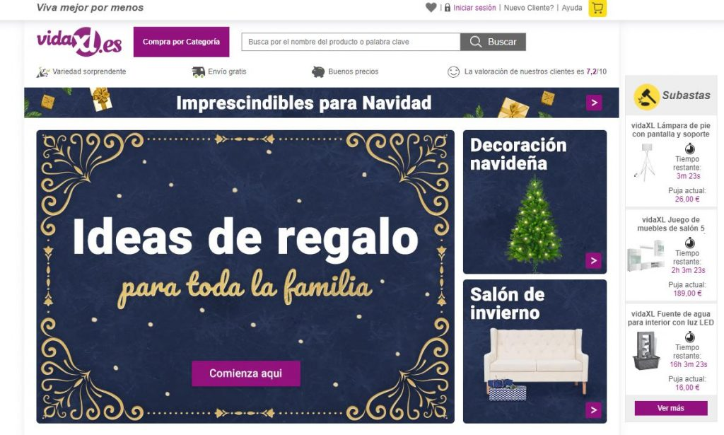 Marketplace de VidaXL