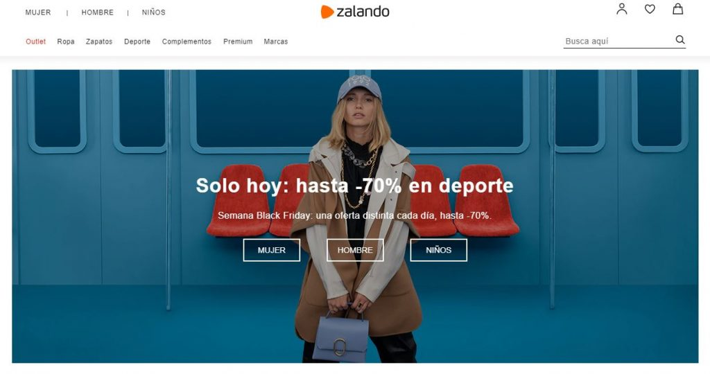 Marketplace de Zalando