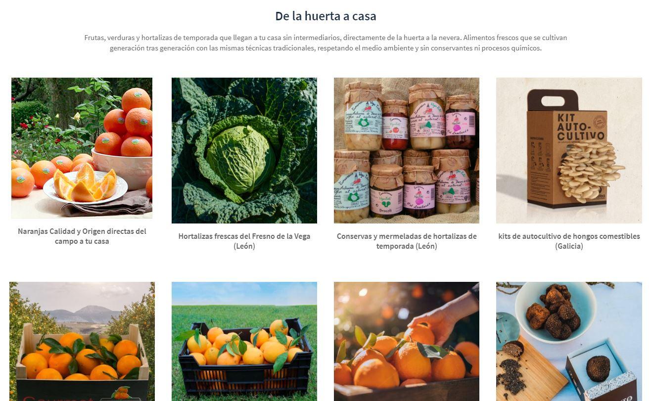 El marketplace de Carrefour