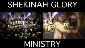 shekina glory