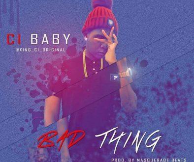 PREMIERE: Ci Baby – Bad Thing (prod. MasqueradeBeats)
