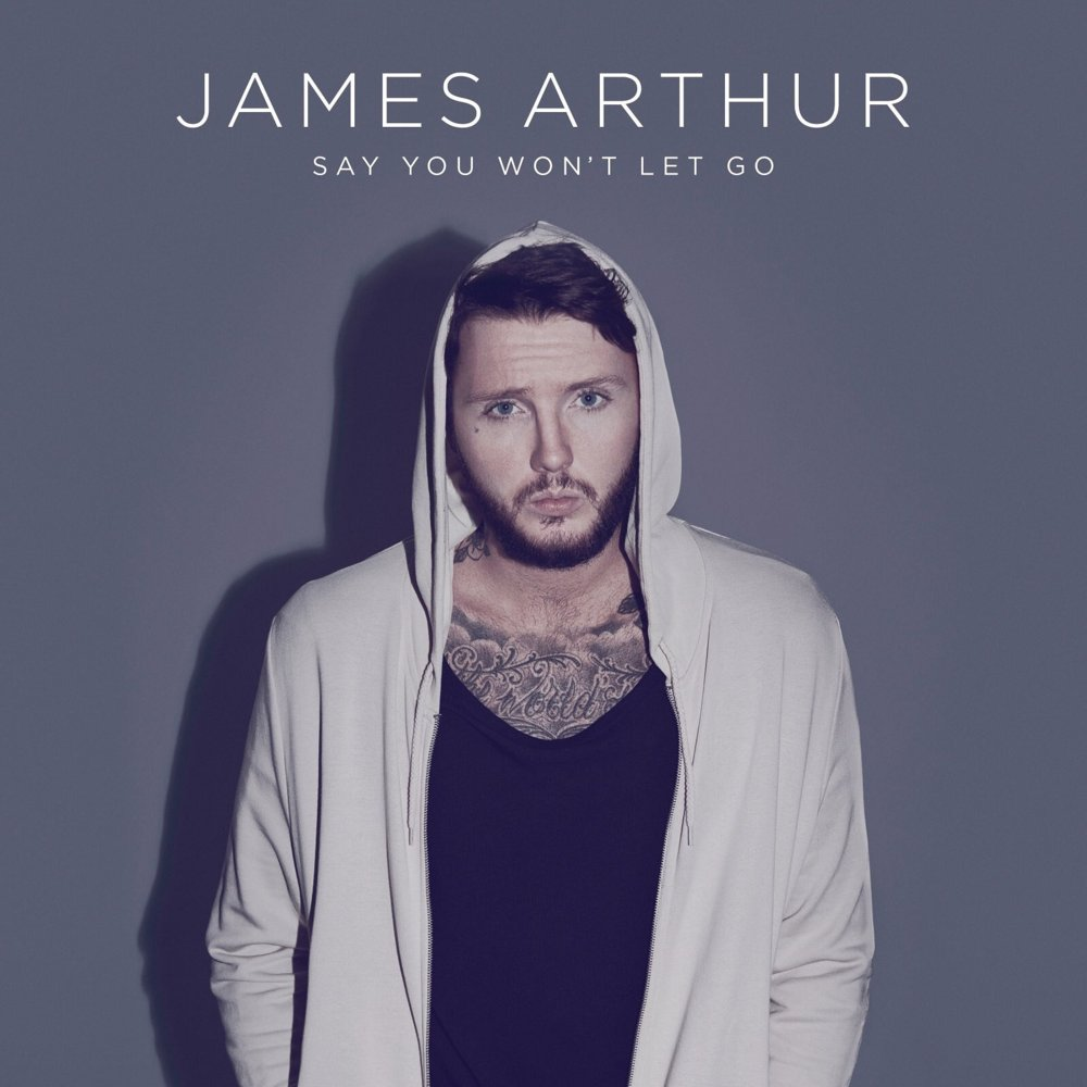 CHORDS: How to play James Arthur – say you won't let go on Piano or Keyboard, guitar and other instruments…