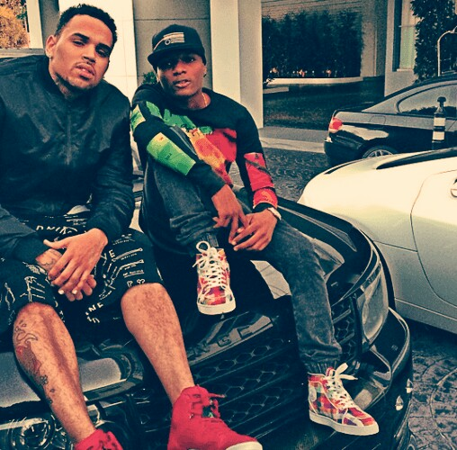 MUSIC: Wizkid ft Chris brown African Bad Girl (prod by Sarz)