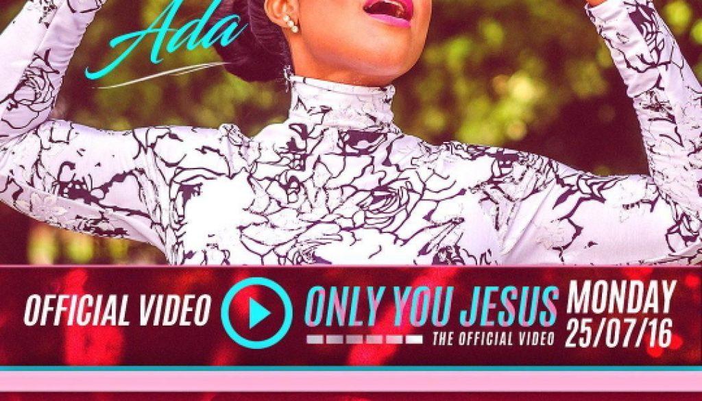 chord progression on only you jesus by ada ehi yallemedia.com