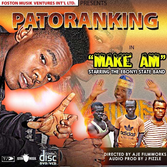 chord progression of patoranking make am on piano, guitar and keyboard yallemedia.com