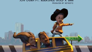 chords Jon Ogah - Uncle Suru ft Adekunle Gold & Simi Chord progression yallemedia-1.com