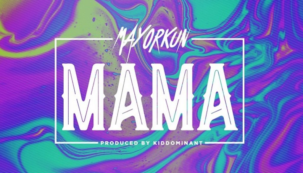 CHORDS: Mayorkun - Mama Chord Progression on Piano, Guitar and