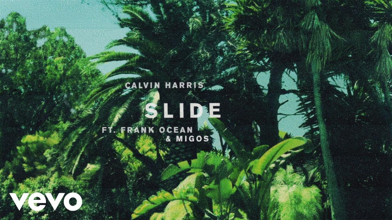 Calvin Harris Slide Chord Progression On Piano guitar and keyboard yallemedia.com