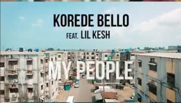 Korede bello my people ft lil kesh lyrics yallemedia.com