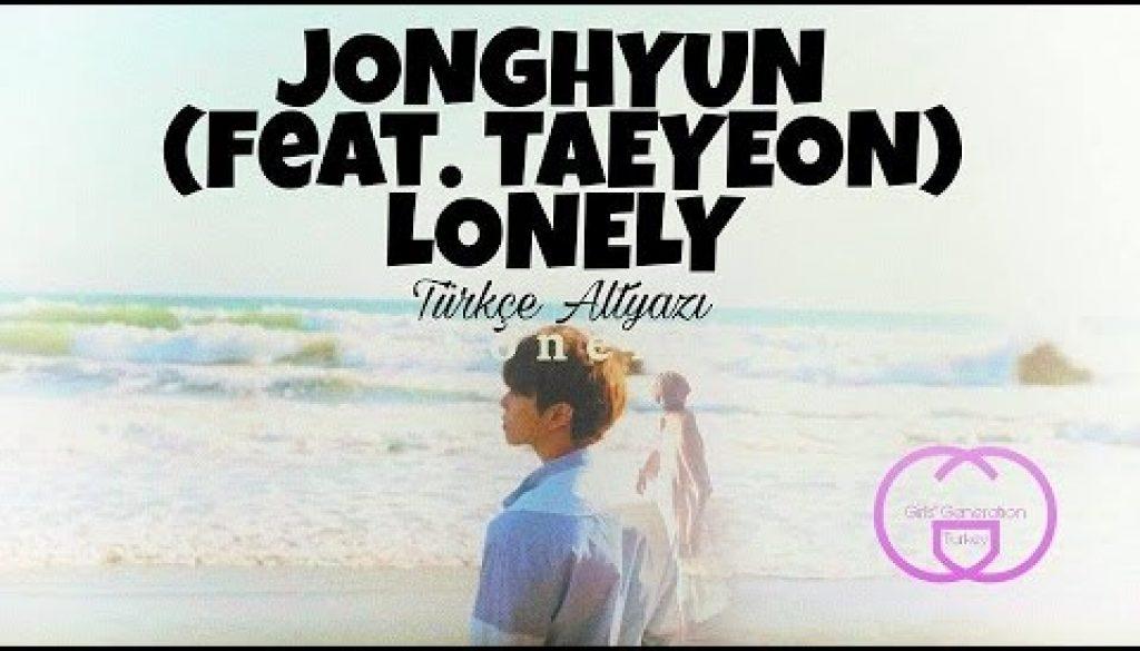 Jonghyun feat. Taeyeon - Lonely yallemedia.com Chord Progression