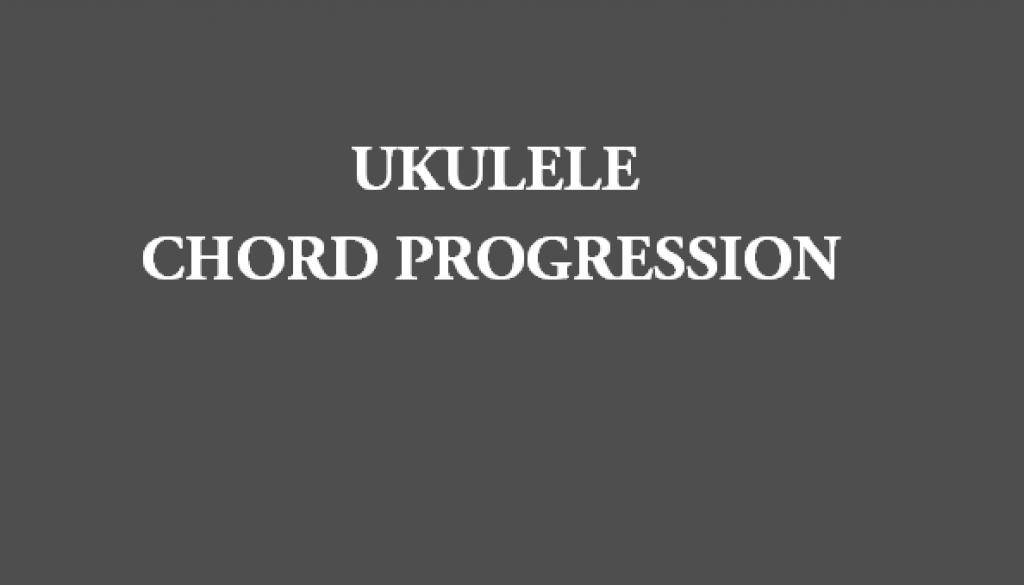 YalleMedia.com Ukulele chord progression chord hub
