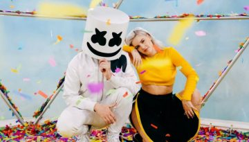 Marshmello & Anne-Marie friends ukulele chord progression