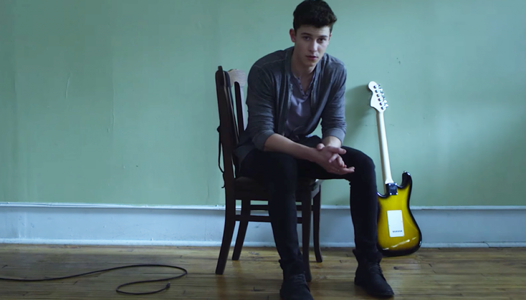 shawn mendes album chords