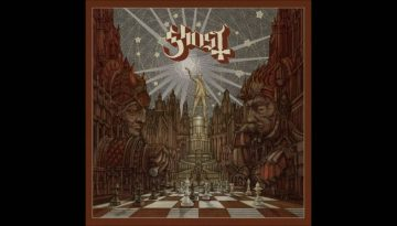 ghost - bible chords