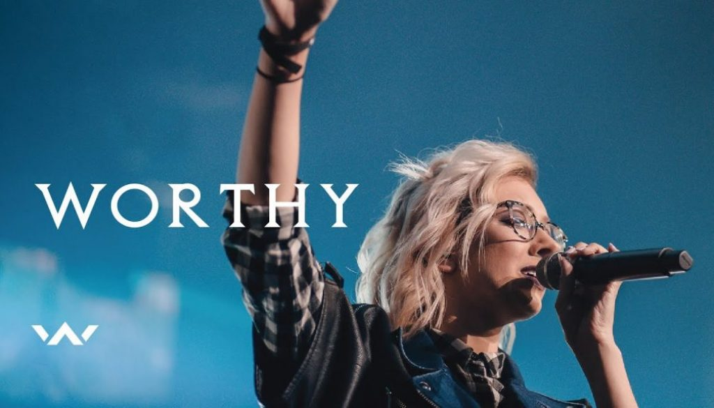 Worthy by Elevation Worship chords