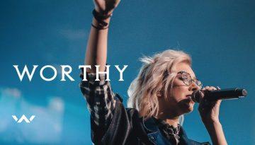 Worthy byElevation Worship chords