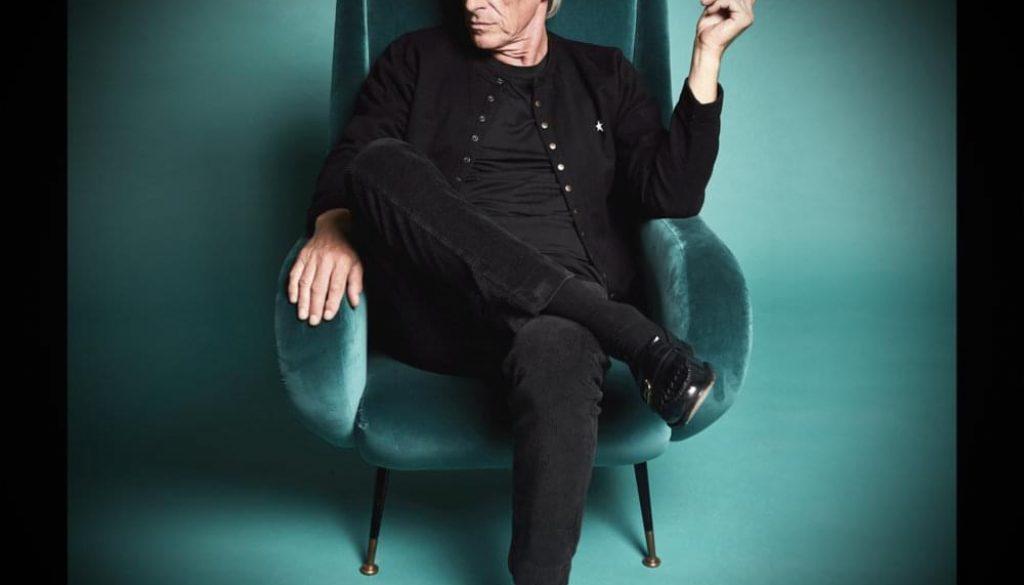 Paul Weller gravity chords