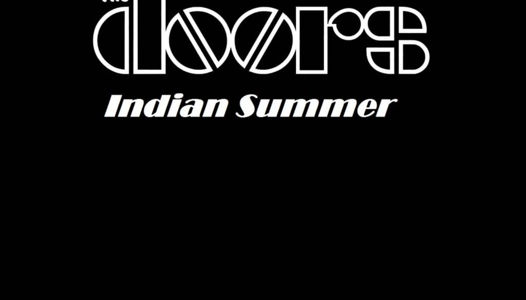 the doors indian summer chords