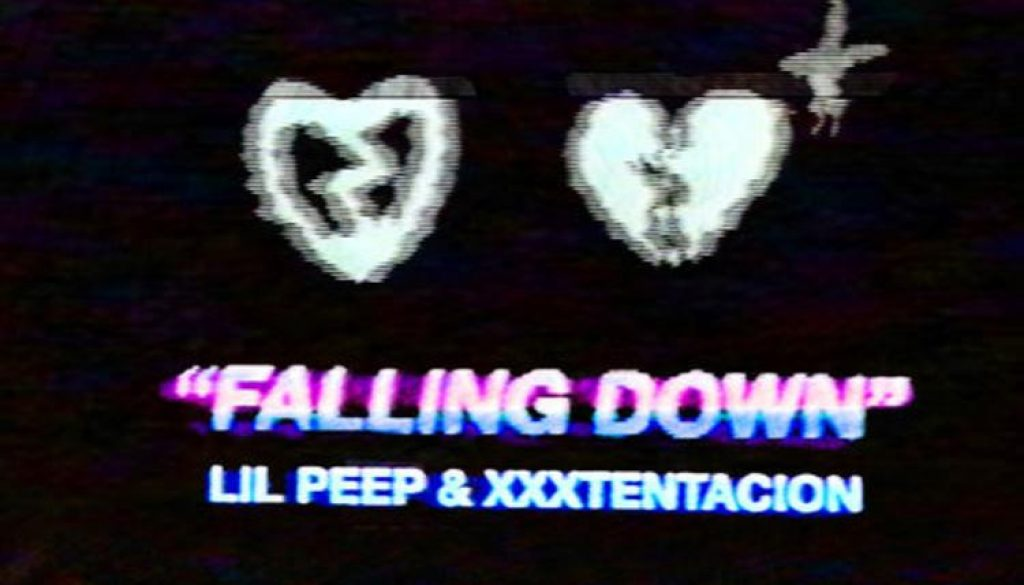 lil peep xxxtentacion Falling Down chords