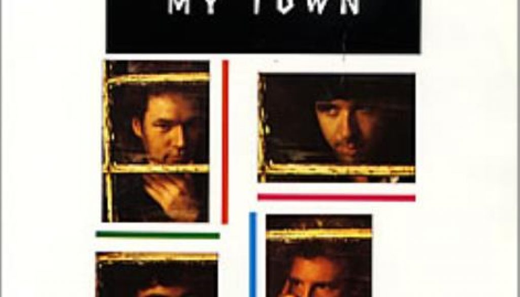 My Town by Glass Tiger chords