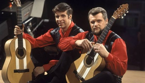 The Corries chords