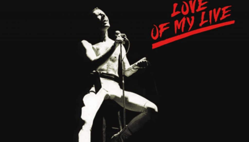Queen - Love Of My Life chords
